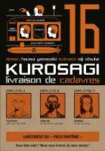 Kurosagi - Livraison de cadavres T16, manga chez Pika de Otsuka, Yamazaki