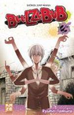Beelzebub T25, manga chez Kazé manga de Tamura