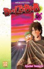 Beelzebub T26, manga chez Kazé manga de Tamura