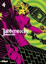 Jabberwocky T4, manga chez Glénat de Hisa