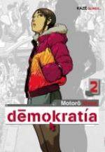 Demokratia T2, manga chez Kazé manga de Mase