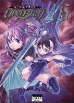 Ubel Blatt T16, manga chez Ki-oon de Shiono
