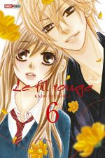 Le fil rouge T6, manga chez Panini Comics de Miyasaka