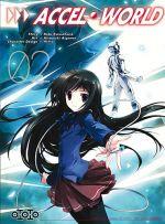 Accel world T2, manga chez Ototo de Kawahara, Aigamo