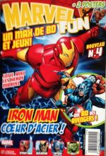 Marvel Fun T4 : Iron Man cœur d'acier ! (0), comics chez Panini Comics de Van Lente, Parker, Koblish, Garcia, Cordeiro, Staples, Gracia