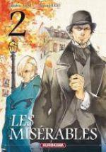 Les Misérables T2, manga chez Kurokawa de Hugo, Arai