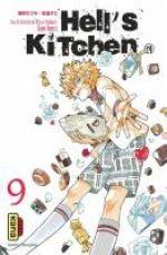 Hell's kitchen  T9, manga chez Kana de Nishimura
