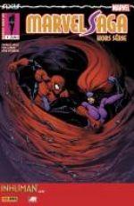 Marvel Saga Hors série T4 : Inhuman (2/3) - La Reine noire (0), comics chez Panini Comics de Soule, Larraz, Stegman, Isanove