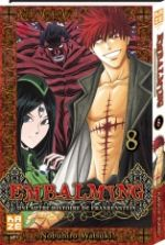 Embalming - Une autre histoire de Frankenstein T8, manga chez Kazé manga de Watsuki