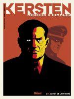 Kersten, médecin d'Himmler T2 : Au nom de l'Humanité (0), bd chez Glénat de Perna, Bedouel