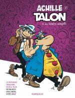 Les Impétueuses tribulations d'Achille Talon T2 : Achille Talon a su rester simple (0), bd chez Dargaud de Fabcaro, Carrère
