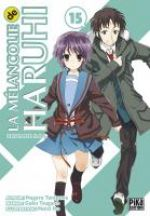 La mélancolie de Haruhi - Brigade SOS T15, manga chez Pika de Tanigawa, Tsugano