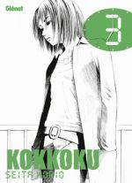 Kokkoku  T3, manga chez Glénat de Horio