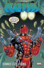 Deadpool (vol.3) T2 : Bonnes évolutions (0), comics chez Panini Comics de Kelly, Woods, McDaniel, McGuinness, Denton, Tinsley, Sotomayor, Digital Chameleon, Kindzierski