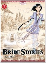 Bride stories T7, manga chez Ki-oon de Mori