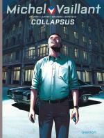 Michel Vaillant – Nouvelle saison, T4 : Collapsus (0), bd chez Dupuis de Lapière, Graton, Bourgne, Benéteau