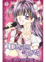 I dream of love T2, manga chez Tonkam de Tanemura
