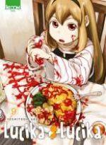 Lucika lucika T9, manga chez Ki-oon de Abe