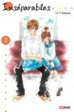 Inséparables  T7, manga chez Panini Comics de Minase
