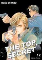 The top secret T12, manga chez Tonkam de Shimizu