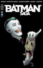 Batman Saga T39, comics chez Urban Comics de Snyder, Tynion IV, Capullo, Miki, McCrea, FCO Plascencia, Madsen