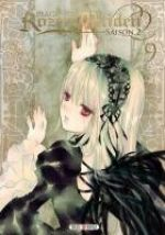 Rozen maiden – Saison 2, T9, manga chez Soleil de Peach-Pit