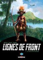 Lignes de front T7 : La Piste de Kokoda (0), bd chez Delcourt de Pécau, Bane, Thorn, Loyvet, Manchu