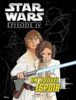Star Wars épisode IV : Un nouvel espoir (0), comics chez Delcourt de Ferrari, Ghiglione, Santillo, Attardi, Chue, Kawaï Creative Studios