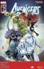 The Avengers (revue) – V 4, T27 : Beyonders (0), comics chez Panini Comics de Barbiere, Hickman, Kot, Talajic, Walsh, Checchetto, Deodato Jr, Martin jr, Wilson, Mossa, Moore, Vrye