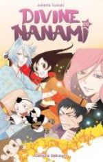 Divine Nanami T20, manga chez Delcourt de Suzuki