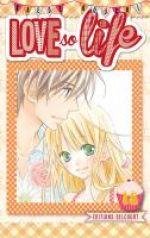 Love so life T15, manga chez Delcourt de Kouchi