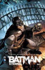 Batman Eternal T3, comics chez Urban Comics de Higgins, Seeley, Snyder, Tynion IV, Fawkes, Blanco, Coleby, Garron, Mutti, Martinez, Fabok, Hetbrick, Pasarin, Ruiz, McCaig, Blond, Maiolo, Fajardo Jr, Brusco, Anderson, Mann