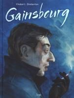 Gainsbourg, bd chez Jungle de Dimberton, Chabert, Paillat