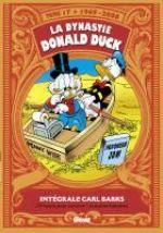 La Dynastie Donald Duck T17 : 1969 / 2008 - 24 heures pour survivre ! et autres histoires (0), comics chez Glénat de Barks
