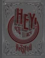 Hey ! T3 : Artshow (0), bd chez Ankama de Anne & Julien, Collectif