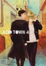 Acid town T4, manga chez Taïfu comics de Kyugo