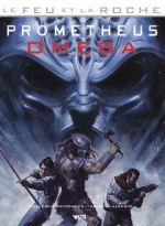 Le Feu et la Roche T5 : Prometheus Omega (0), comics chez Wetta de Roberson, Deconnick, Lee, Alessio