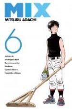 Mix  T6, manga chez Tonkam de Adachi