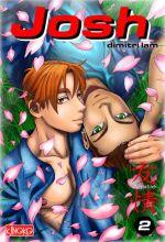 Josh T2, manga chez Kinoko Editions de Lam