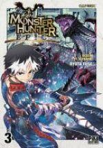 Monster hunter Epic T3, manga chez Pika de Fuse