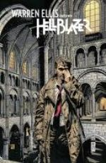 Warren Ellis présente Hellblazer, comics chez Urban Comics de Ellis, Pulido, Higgins, Romberger, Frusin, Teran, Bradstreet, Jimenez, Goleash, Lanning, Sinclair