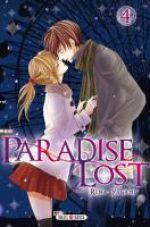 Paradise lost T4, manga chez Soleil de Yagami
