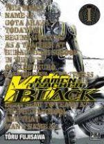 Kamen Teacher Black T1, manga chez Pika de Fujisawa