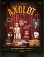 Axolot T2, bd chez Delcourt de Baud, Collectif
