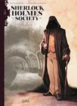 Sherlock Holmes Society T3 : In nomine dei (0), bd chez Soleil de Istin, Nespolino, Gonzalbo