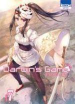 Darwin's game T7, manga chez Ki-oon de FLIPFLOPs
