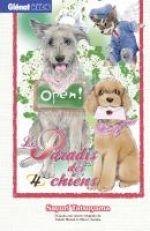 Le Paradis des chiens T4, manga chez Glénat de Tatsuyama, Tanaka, Matsui