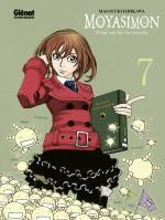 Moyasimon T7, manga chez Glénat de Ishikawa