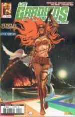 Les Gardiens de la Galaxie (revue) – Hors Série, T1 : Angela (0), comics chez Panini Comics de Bennett, Gillen, Jimenez, Hans, Fajardo Jr