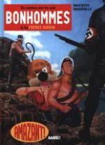 Bonhommes, bd chez Aaarg ! de Guedin, Gnot, Valentine